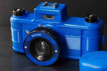 Appareil Photo Sprocket Rocket de Lomography