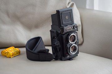 Appareil photo Moyen Format 6x6 Yashica Mat 124 G