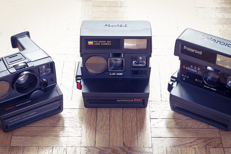 Appareils photo Polaroid