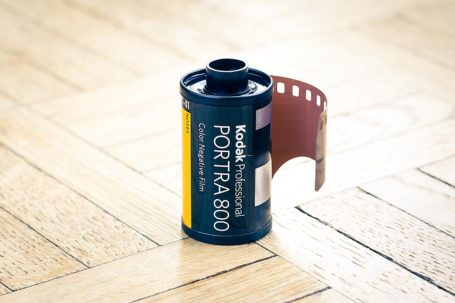 Film Kodak Portra 800 iso