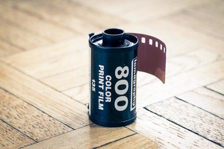 Film Lomography 800 iso