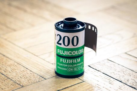 Film Fujicolor C200 de Fujifilm