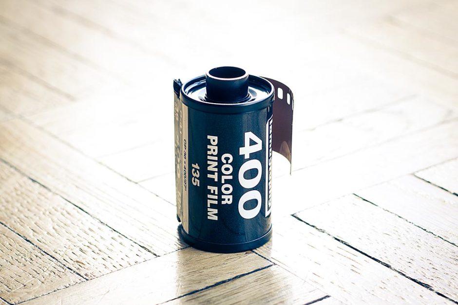 Film Lomography Color Negative 400
