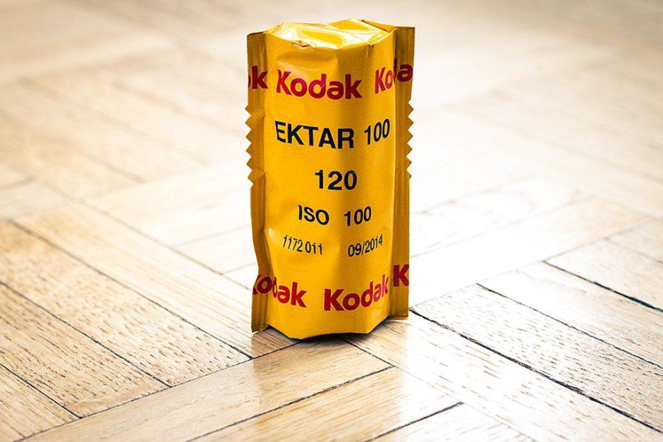 Film Kodak Ektar 100