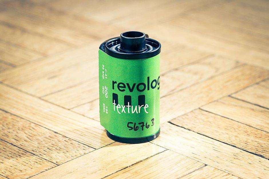 Film Texture de Revolog